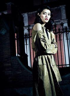 Hitchcock Beauty (Vogue China)