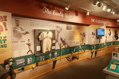 Louisville Slugger Museum Exhibit Design | Firesign Design for Formations, Inc.