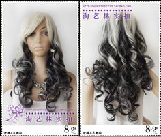 ombre hair color for gray hair   Makeup_Junkie