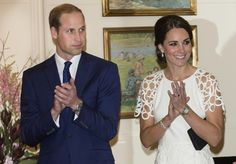 Kate Middleton - Prince William and Kate Middleton in Canberra — Part 5