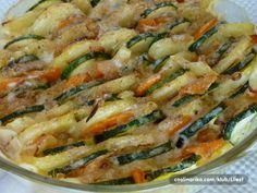 Prilog od tikvica i krumpira — Coolinarika