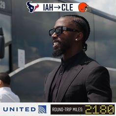 📍 Business Trip to CLE @united   #HOUvsCLE  The post Houston Texans: Business Trip to CLE @united   #HOUvsCLE… appeared first on Raw Chili.