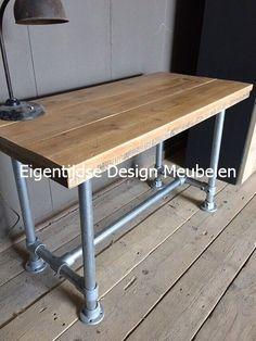 1000 images about steigerbuis binnen meubels on pinterest tes om and bureaus - Eigentijdse eettafel ...
