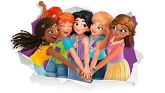 Check out the world of LEGO Friends with a great collection of mini movies and other video content, plus links to other fun LEGO videos. Lego Friends Birthday, Lego Friends Sets, New Jurassic Park, Lego Jurassic World, Lego Videos, Old And Teen, Friends Wallpaper, Preschool Games, Lego Projects