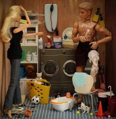 Barbie outs Ken