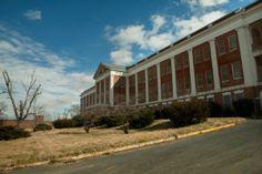 Wheary Building at the Staunton asylum; Western State Hospital (Virginia)