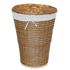 Elmsford Natural Willow Hamper from BB