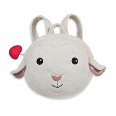 Apple Park%26#174; Picnic Pals Organic Cotton Plush Easter Backpack