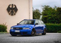 """416 Likes, 4 Comments - Audi_Bahn (@audi_bahn) on Instagram: """"The beast in blue • • via--> @sperformancer"""""""