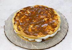 Torta Pompadour de plátano | En Mi Cocina Hoy Torta Pompadour, Pie, Banana, Breakfast, Desserts, Food, Combover, Medium, Lime Cake