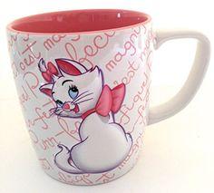 Disney Parks Marie Cat Kitten Aristocats Purr-fect Ceramic Mug NEW Disney http://www.amazon.com/dp/B00LQ6ETRC/ref=cm_sw_r_pi_dp_4yf6tb07CAQRY