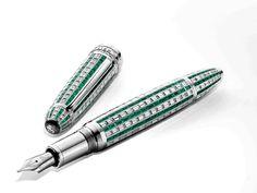 Montblanc Emerald Pen fountain-pens
