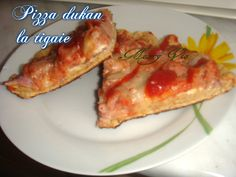 Dukan Diet, I Foods, Zucchini, Pizza, Cooking Recipes, Chicken, Meat, Vegetables, Breakfast