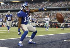 Fantasy Football Week 11 Projection: New York Giants' WR Odell Beckham Jr. #NFL #FantasyFootball #OdellBeckhamJr