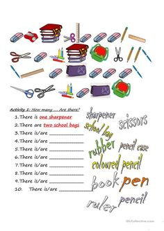 English ESL worksheets, activities for distance learning and physical classrooms English Lessons, English Words, Learn English, English English, English Class, English Primary School, Teaching English, Education English, Spelling Worksheets