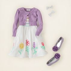 baby girl - outfits - full bloom | Children's Clothing | Kids Clothes | The Children's Place