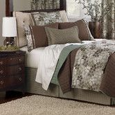 Found it at Wayfair - Eastern Accents Cambium Button-Tufted Bedding Collection