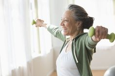 The 20-Minute Weight Training Workout for Seniors