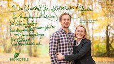 Michael & Corinna Knaller, ihre Gastgeber im #biohotel Gralhof am Weißensee in #Kärnten