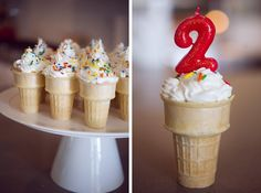 ice cream birthday party theme