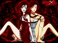 Blood+: Diva & Saya.