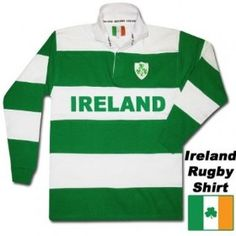 Ireland 2012 Six Nations Rugby Shirt: £19.99