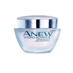 Anew Hydro-Advance hidratáló éjszakai gélkrém Avon