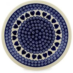 Polish Pottery #467 Zaklady Ceramiczne, Boleslawiec Pattern P5008A