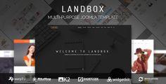 Landbox - Multipurpose Joomla Template • Download theme ➝ https://themeforest.net/item/landbox-multipurpose-joomla-template/15146276?ref=pxcr