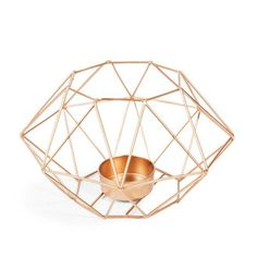 Modern lighting on Maisons du Monde. Take a look at all the furniture and decorative objects on Maisons du Monde. Copper Candle Holders, Deco Rose, Home Scents, Copper Metal, Beauty Room, Unique Furniture, Rococo Furniture, Scandinavian Interior, Candlesticks