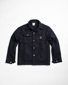 Pointer Brand Wool Chore Coat