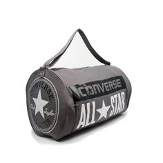 05af6ec1de48 Converse Chuck Taylor All Star Legacy Duffle Bag Charcoal Free UK... ❤ liked