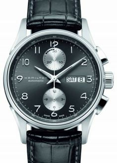 Hamilton | American Classic Jazzmaster Maestro | Steel | Watch database watchtime.com