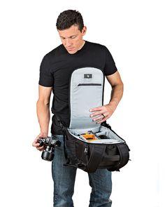 Lowepro Flipside 300 AW II -  DSLR Camera Backpack  | Lowepro