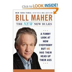Bill Maher: The New New Rules