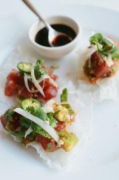 ... FISH : RAW on Pinterest | Ceviche, Scallop Ceviche and Salmon Tartare