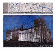 Christo und Jeanne-Claude - Reichstag XV