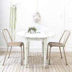 Table ronde - Tables - Les meubles - La maison