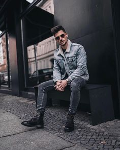 Style by @tommeezjerry Yes or no? Follow @mensfashion_guide for dope fashion posts! #mensguides #mensfashion_guide
