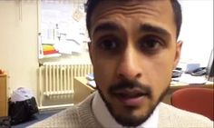 Juhel Miah, 25, calls for explanation for treatment by US officials, which left him feeling angry and humiliated