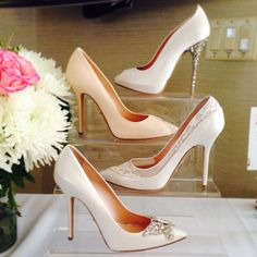 wedding-worthy shoes from @Courtney Baker a. Özbey Seth