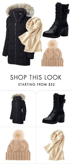 """""""Winter chill outfit."""" by dashposhboutique ❤ liked on Polyvore featuring SOREL, Loro Piana and Uniqlo"""