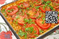 Запечен боб с ориз и домати | Вашите рецепти, Кулинарна Книга с Рецепти
