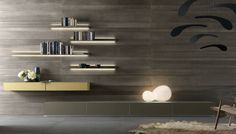 EOS SHELVES by RIMADESIO available at Haute Living