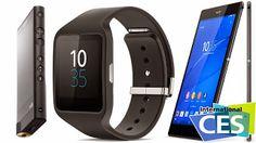 Avance en la tecnología: Los productos Nuevo Sony en CES 2015