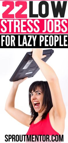 Here are easy low stress and less time consuming jobs for lazy people impatient people and people who do not have time for complicated tasks. Work From Home Careers, Legitimate Work From Home, Online Work From Home, Work From Home Opportunities, Work From Home Tips, Jobs For Teens, Jobs For Women, Make Money Online Surveys, Earn Money