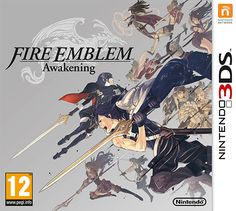 Looking for the Fire Emblem: Awakening European relese