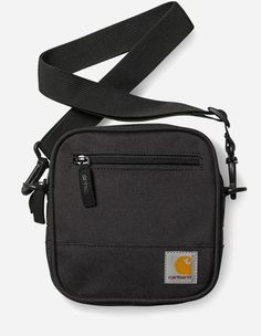 563fad0070 Carhartt WIP - Watts Essentials Bag black Carhartt Wip, Streetwear Shop,  Side Bags,