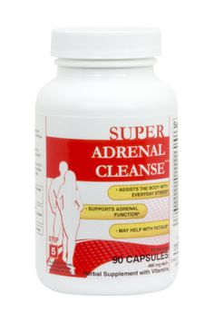 Health Plus Total Body Cleanse, Super Adrenal Cleanse Capsules, 90 Ct | Jet.com