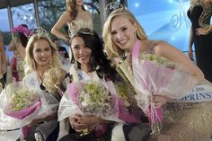 Shirly Karvinen crowned as Miss Suomi 2016